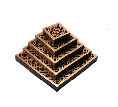 Laser  Engraving Wood Chocolate Box