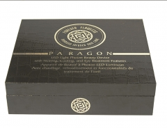 EVA Insert Perfume Box Luxury Black