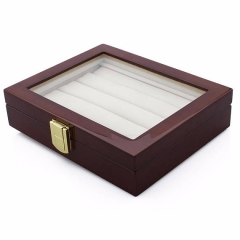 Luxury Wooden Classical Jewelry Box