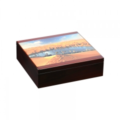 custom wooden painting boxes