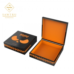 SAWTRU Luxury Halloween box Wooden Chocolate Box/Packing Box for Gift
