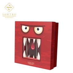 Hot Selling Luxury Halloween gift box Paper Packing Box